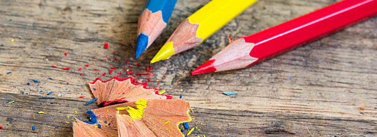 e4a94425 Les om farger Oppgave 1: Collage med primærfarger ...